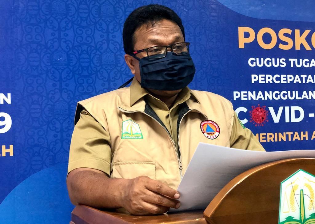 Penderita Baru Covid-19 di Aceh Bertambah 11 Orang, Tanpa Kasus Meninggal Dunia