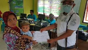 Dinas Dukcapil Aceh Tengah Terbitkan 7.464 Akta Kelahiran, Lampaui Target Nasional