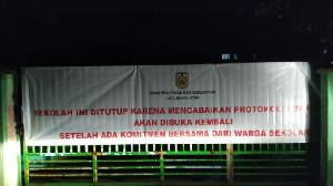 Abaikan Protokol Kesehatan, Tiga Sekolah di Banda Aceh Ditutup
