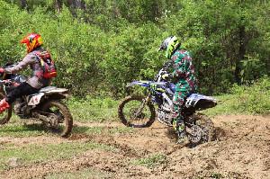 Jaga Kelestarian Hutan Linge, Dandim 0106/Ateng dan Kapolres Gelar Patroli Bersama