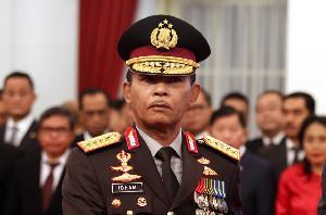 Idham Azis Ajak Jajaran Dukung Calon Kapolri Komjen Listyo Sigit Prabowo