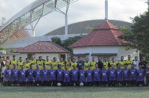 Legend Sigupai Terima Silaturrahmi Legend Bom-H di Banda Aceh