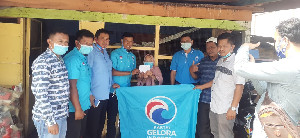 Partai Gelora Salurkan Bantuan ke UMKM di Gayo Lues dan Aceh Tengah