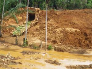 Penggali Emas Ilegal di Sungai Mas Diamankan, GeRAK Aceh Barat Sampaikan Ini