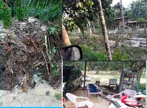 Terkena Imbas Banjir Bandang, Gedubang Aceh Luput Dari Perhatian