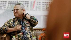 DKPP Pecat Arief Budiman dari Jabatan Ketua KPU