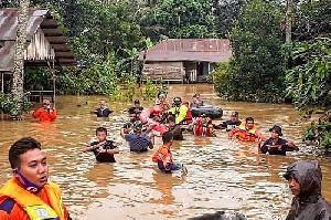 Berikut Ini Data Banjir Melanda Sejumlah Wilayah Indonesia, Aceh Termasuk ?