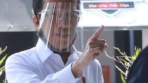 Kemenkes Pastikan Presiden Divaksin Pertama, Jokowi Sebut Untuk Meyakini Masyarakat
