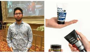 Pria Ini Sukses Jual Skincare dari India, Kantongi Omzet Rp500 juta per bulan