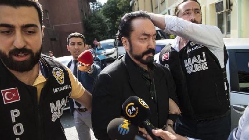 Harun Yahya Terkena Kasus Skandal Seks