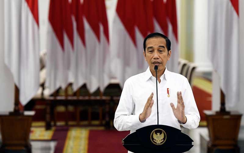 Jokowi Beri Sinyal Pengusaha Bisa Vaksinasi Mandiri