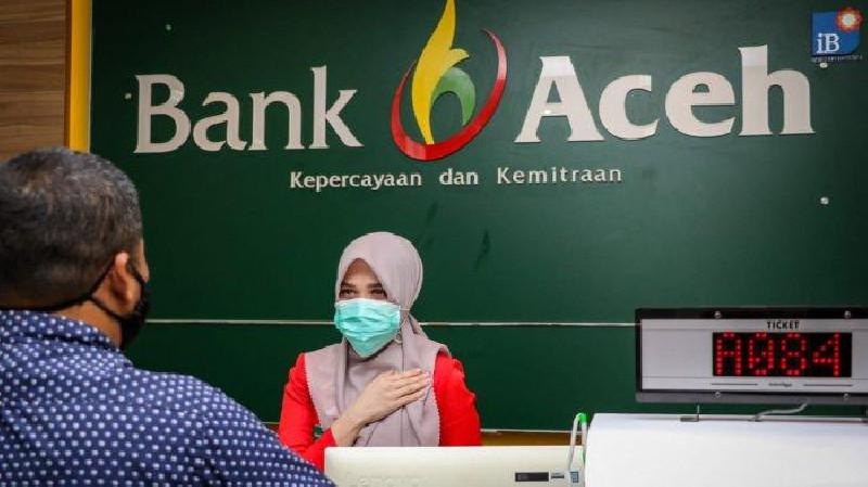 Bank Aceh Syariah Tahun 2020 Bukukan Laba Rp420 Miliar