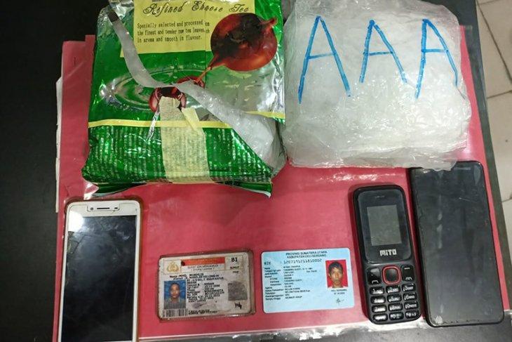 Gagalkan Peredaran 2 kg Sabu-sabu, Polres Aceh Tamiang: Pelaku dan Barang Bukti Sudah Diamankan