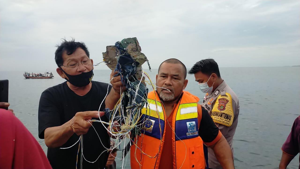 Pesawat Sriwijaya Air Jakarta-Pontianak Hilang Kontak, Ini Posisi Terakhir