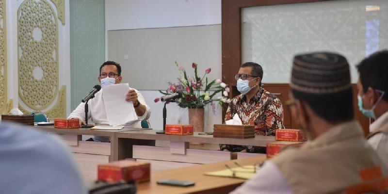 Pemerintah Aceh Tawarkan Alat Tes Covid-19 Milik UGM ke Pemkab Pidie