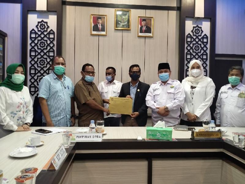 KIP Aceh Tak Cukup Anggaran, Minta Dukungan DPRA