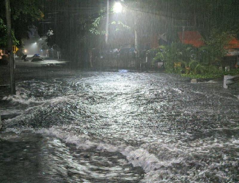 Dalam Tiga Hari ke Depan, Hujan Diperkirakan Masih Akan Mengguyur Sebagian Wilayah Aceh
