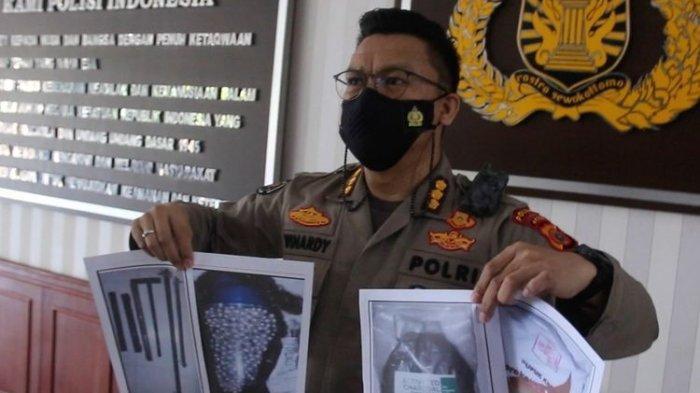 Lima Terduga Teroris Ditangkap di Aceh, Ini Beragam Profesinya
