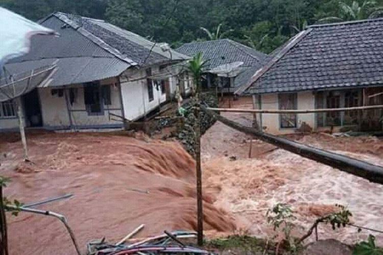 Sepanjang 2020, BNPB: 42.000 Rumah Lebih Rusak Akibat Bencana Alam