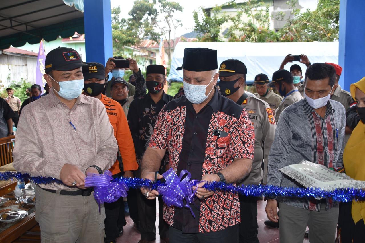 Mako Tagana Aceh Tengah Resmi Beroperasi