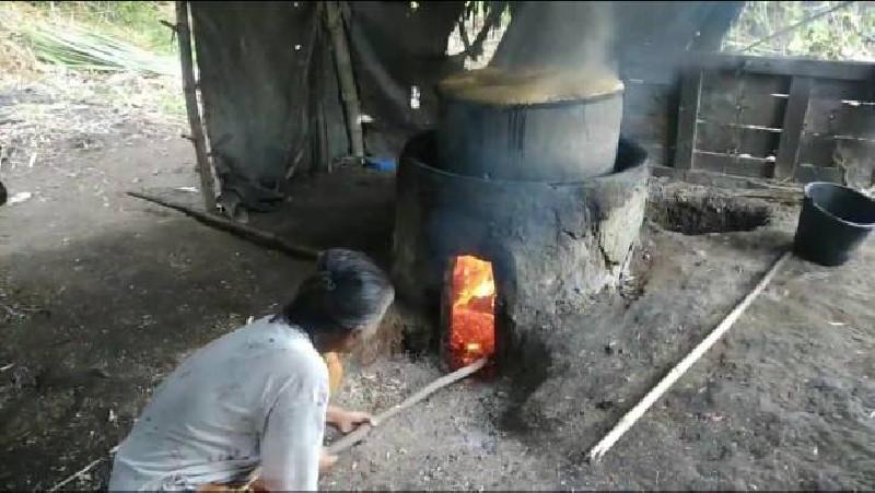 Jika Berkunjung ke Aceh, Jangan Lupa Rasakan  Manisan Tebu Tradisional Pidie