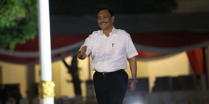Luhut Pandjaitan Jadi Calon Tunggal Ketua PB PASI Gantikan Bob Hasan