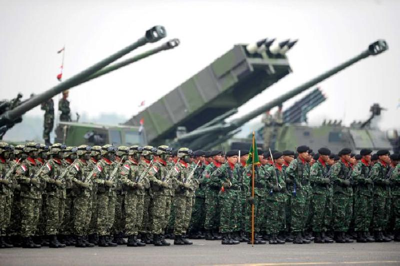 Indonesia Ungguli Israel dan Saudi, Daftar Militer Terkuat Dunia 2021