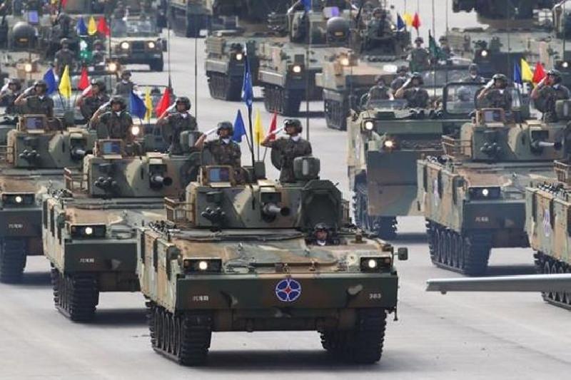 Korsel Urutan Enam Dunia Kekuatan Militer, Korut ke-28