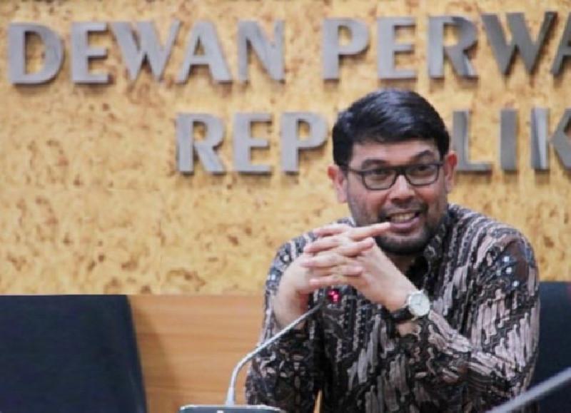 Nasir Djamil Sampaikan Reintegrasi Aceh Harusnya Sudah Selesai
