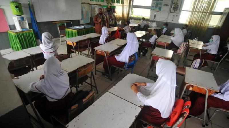 Sekolah Tatap Muka di Berbagai Daerah, Beginilah Kondisinya