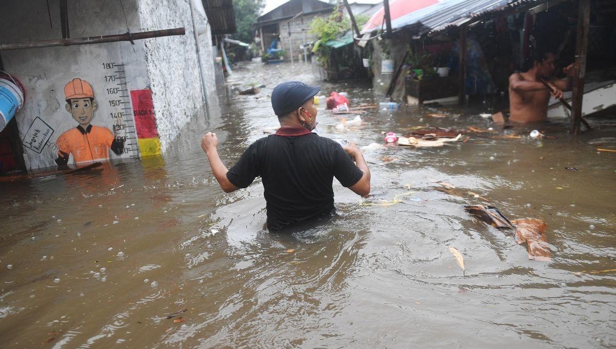 3 Faktor Utama Banjir di Jakarta