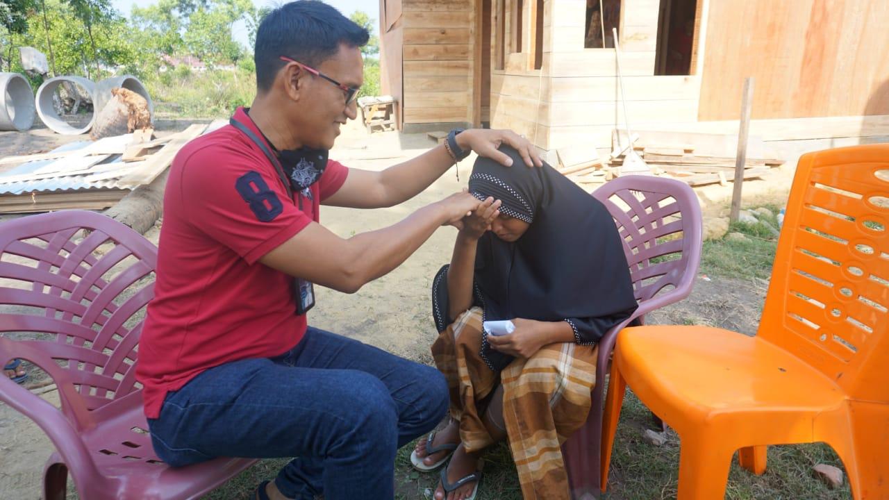 Giliran PLN Aceh bantu Dek Zahra