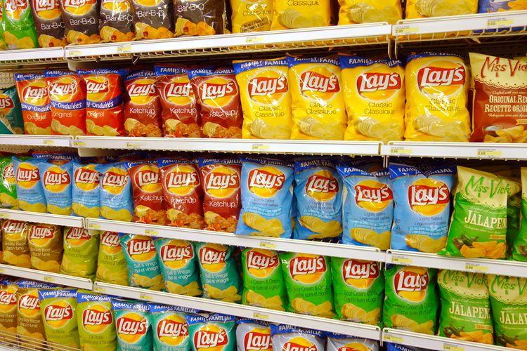 Mulai Agustus 2021 Produksi Lays dan Cheetos Disetop
