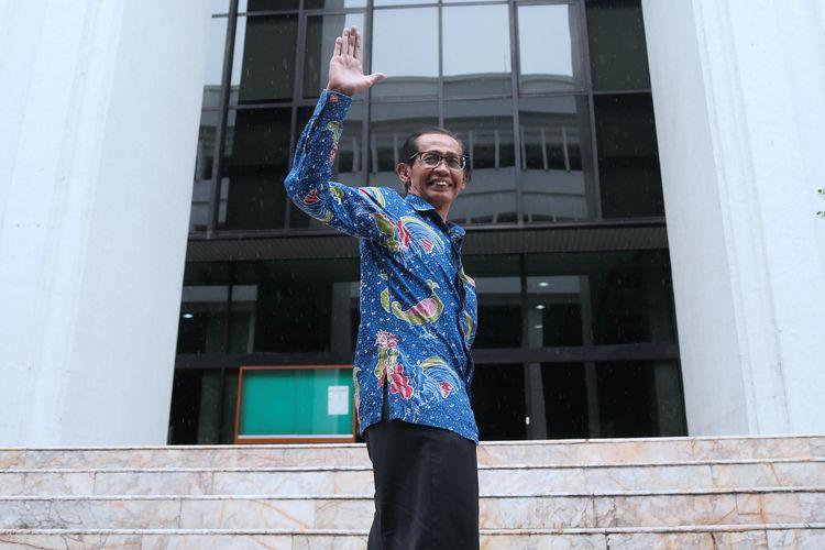 Artidjo Alkostar Tutup Usia: Sosok Aktivis, Advokat, Hakim Agung dan Dewas KPK
