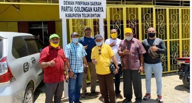 Melanggar Instruksi Partai, 5 Anggota DPRD Teluk Bintuni Dari Partai Golkar Siap di PAW