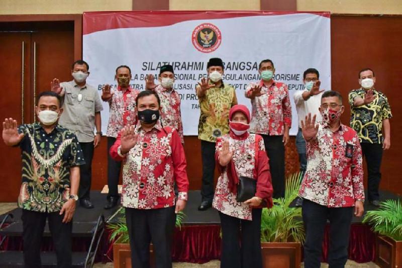 Kepala BNPT Bertemu Pengurus FKPT dan Mitra Deradikalisasi di Aceh, Silaturahmi Kebangsaan
