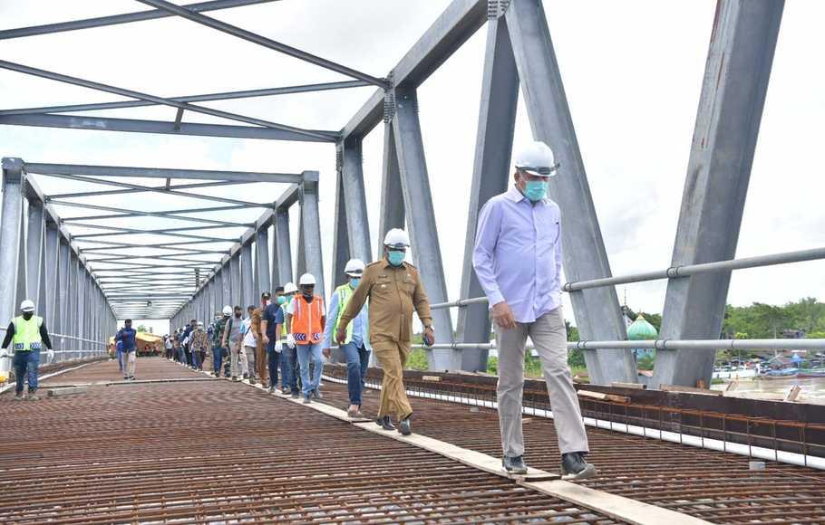 Proyek Jembatan Kilangan Aceh Singkil, Inspektorat Tindak Lanjut Hasil Pemeriksaan BPK