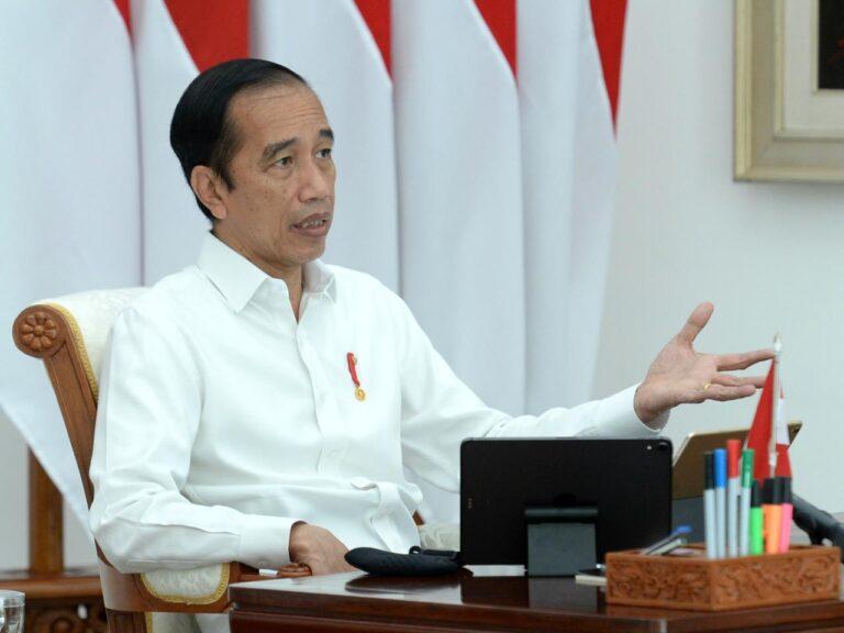 Hasil Survei IPI, Tingkat Kepuasan Publik terhadap Jokowi Masih di Atas 60%