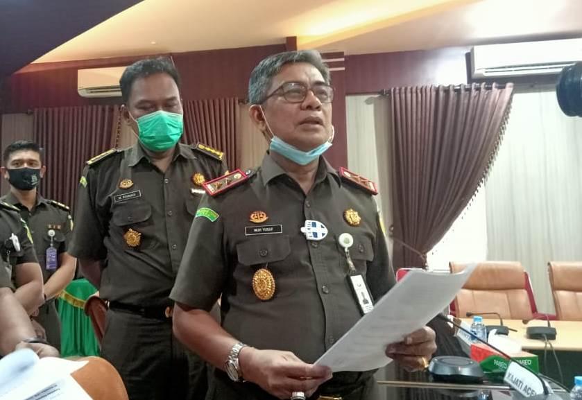 Buronan 3 tahun, Tim Tabur Kejati Aceh Tangkap Terdakwa Tindak Pidana Pencurian