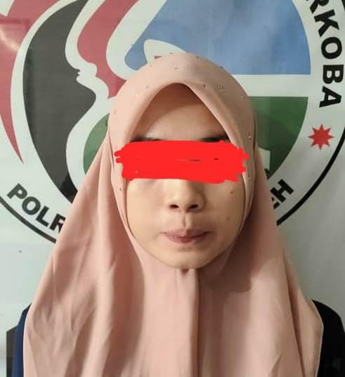 Miliki 31 Butir Pil Ekstasi, IRT di Banda Aceh Dibekuk Personel Polsek Baiturrahman