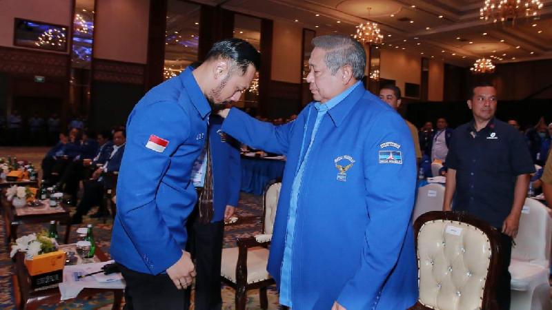 Siapa Berani Sebut SBY dan Keluarganya Pengkhianat Partai Demokrat, Simak!