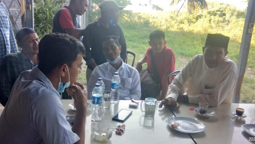 Kubu Munawar Cs, Bantah Lakukan Pengeroyokan Terhadap Boing