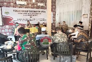 Kesbangpol Aceh Gelar FGD Dalam Rangka Kewaspadaan Nasional Tahun 2021 di Aceh Tamiang