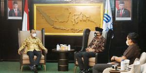 Gubernur Sampaikan Perkembangan Investasi Aceh kepada Kepala BKPM
