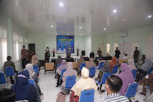 Usai Dengar Arahan Sekda Aceh, Nakes di Kota Sabang Siap Tuntaskan Vaksinasi