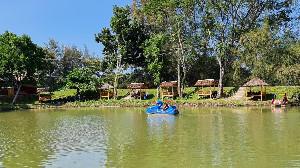 Menikmati Waduk Batee Kureng, Objek Wisata Baru di Bireuen