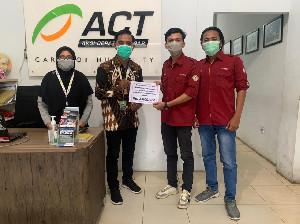 HIMPI Lhokseumawe-Aceh Utara Salurkan Bantuan untuk Korban Bencana Alam Sulbar dan Kalsel