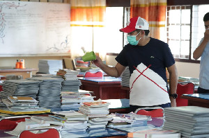 Kadisdik Aceh : Sekolah Wajib Laksanakan Delapan Standar Nasional Pendidikan