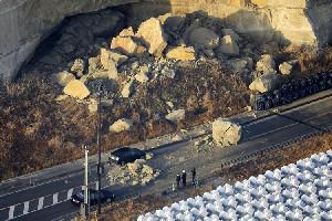 Gempa M 7,3 Guncang Jepang, 100 Orang Luka-Luka
