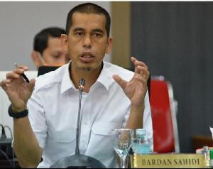 Bardan Sahidi: Rp 17 T APBA Dibagi 5 Juta Penduduk Harusnya Dapat Atasi Kemiskinan